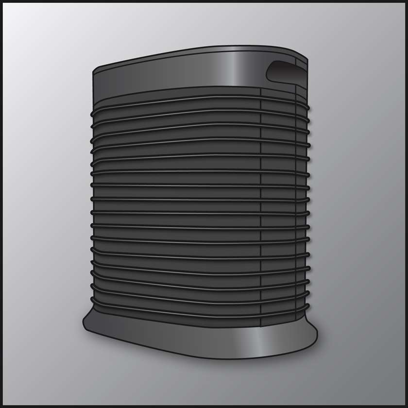 An illustration of a Air Purifiers