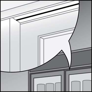 冷冻门/框架加热器控制示意图