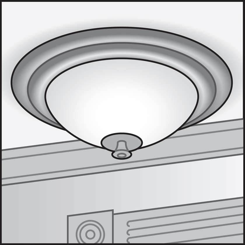 An illustration of a LED ENERGY STAR Fixtures