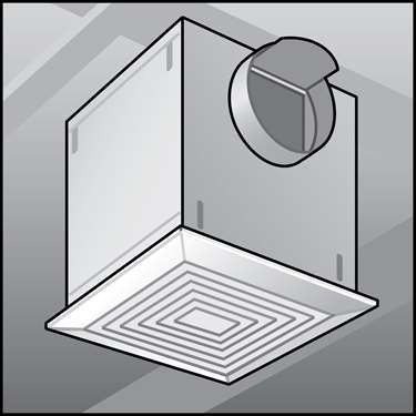An illustration of a Ventilation Fans